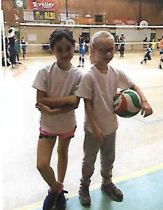 Article par Charlotte et Kiara dans le journal de l'école